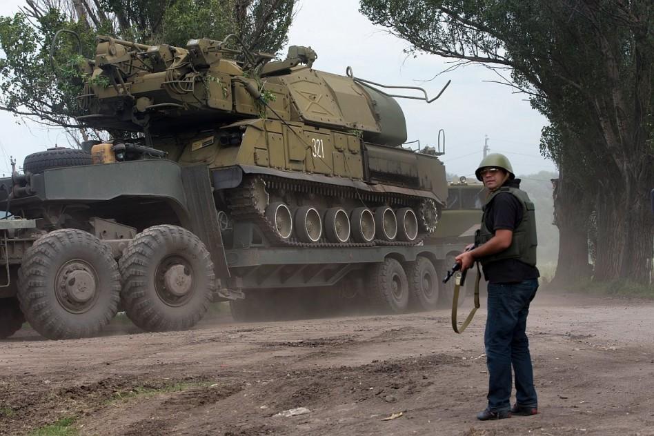 Az USA ukrán fegyverszállításon gondolkodik