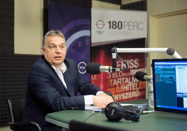 Orbán: Európának nincs szüksége bevándorlókra
