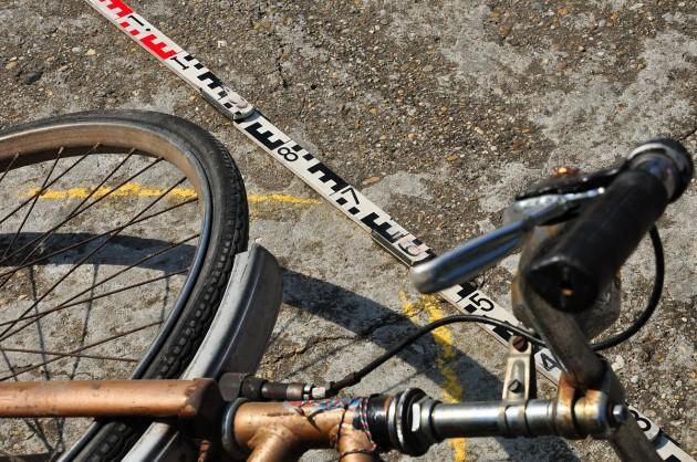 Cserbenhagyta áldozatát, meghalt a kerékpáros