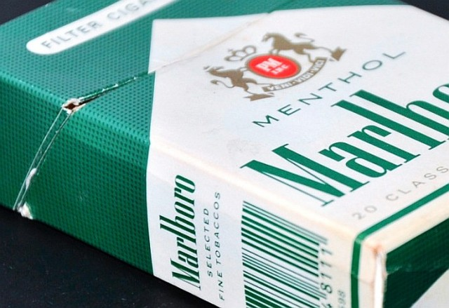 Betiltják a mentolos cigit