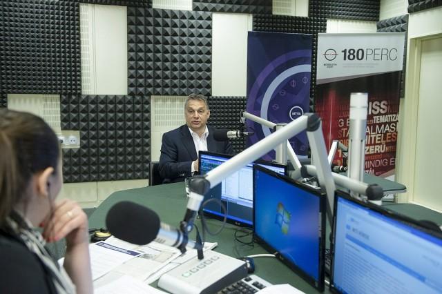 Újabb gazdasági válságra utalt Orbán Viktor