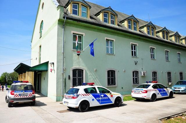 Változik a Siklósi Rendőrkapitányság illetékeségi területe