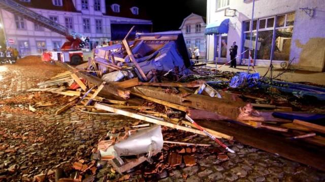 Halálos áldozata is van a németországi viharnak