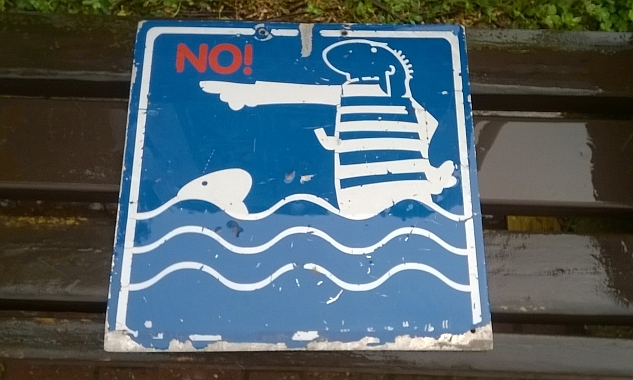 A fürdőzés veszélyeire figyelmeztet a katasztrófavédelem