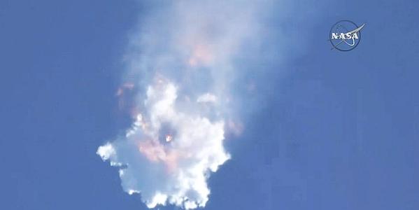 Felrobbant a Nemzetközi Űrállomásra tartó űrhajó – VIDEO
