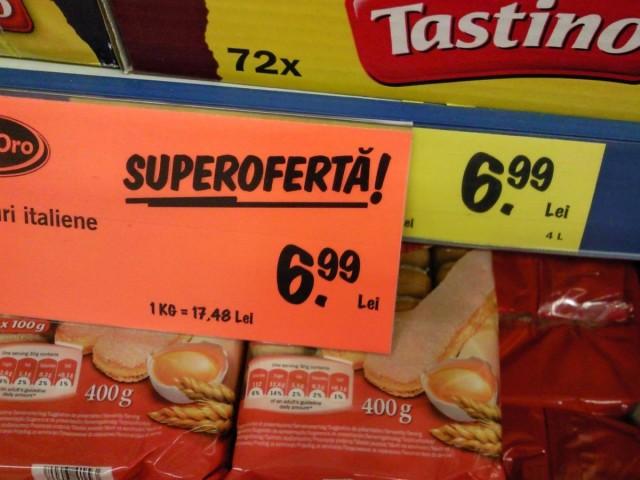 Romániában 9 százalékra csökkent az élelmiszerek áfája
