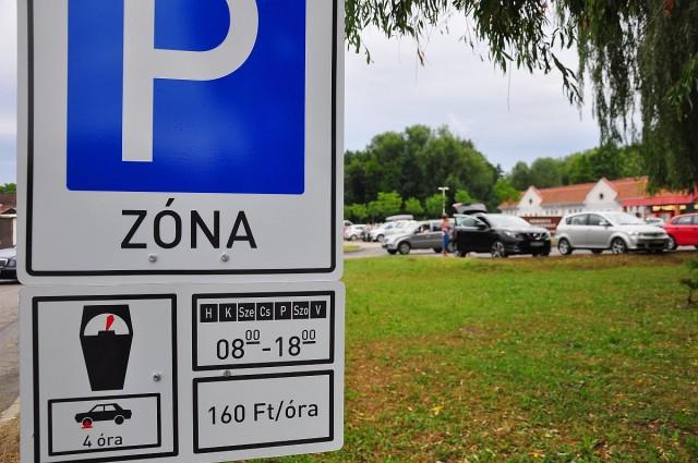 Hiába a rosszindulat, ingyen kellett parkolnunk
