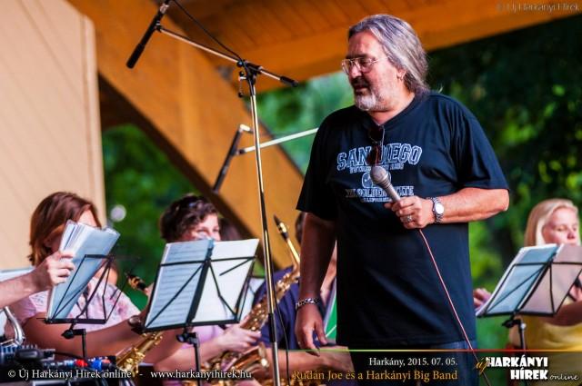 Rudán Joe és a Harkányi Big Band