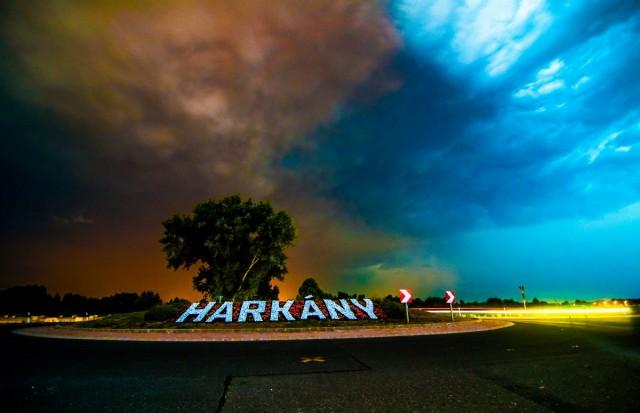 Heves zivatar és felhőszakadás miatt adtak ki figyelmeztetést
