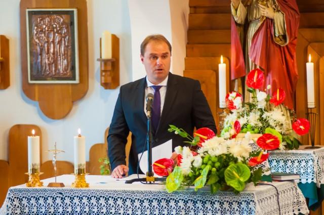 Baksai Tamás: Szent István évezredes értékeit ma is követni kell