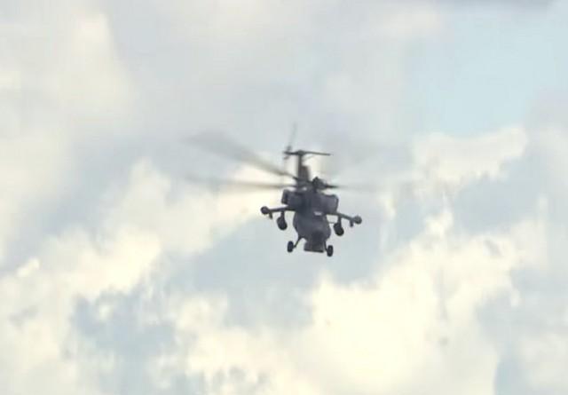 Élő adásban zuhant le a helikopter – VIDEO