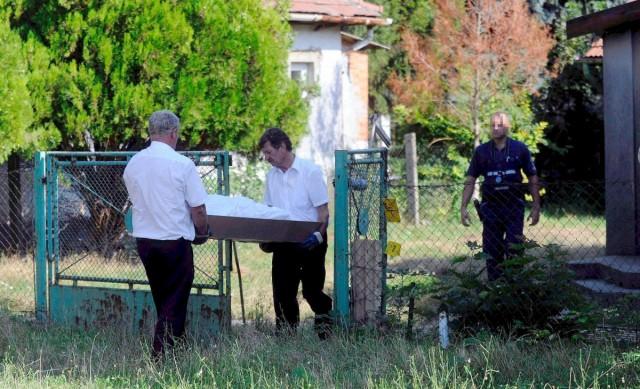 Női holttestet találtak