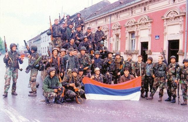 Horvátország a Viharra emlékszik