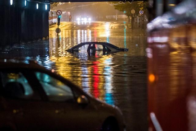 Milliádnyi az esti vihar által okozott kár