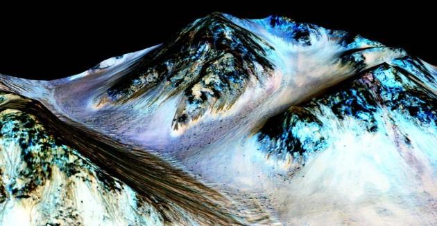 Az évtized bejelentését tehette meg a NASA – vizet találtak a Marson