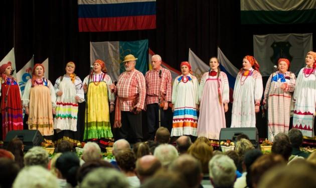 Harkány orosz testvérvárosának küldöttjei tartanak gálaműsort