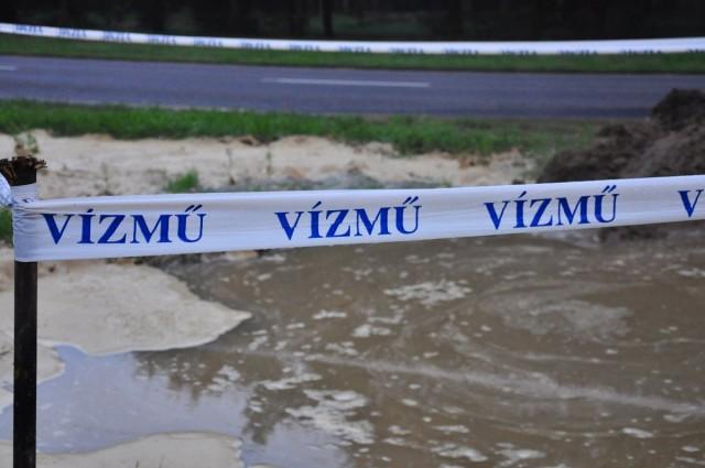 Megannyi hiba miatt akadozik a víznyomás Harkányban
