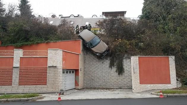 A hét balesetével Pécs vitte a prímet – KÉPGALÉRIA