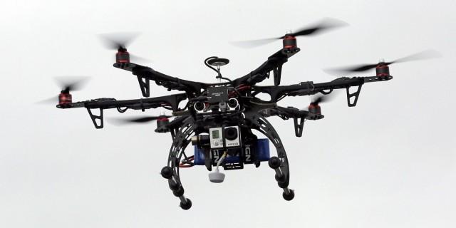 A kutyák után a drónok is chipet kapnak