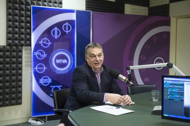 Orbán: van némi puskapor a levegőben