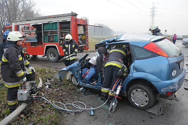 Sokkoló fotók: halálos baleset a hatoson