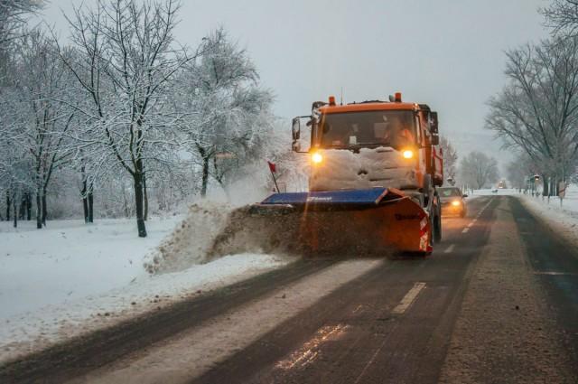 Téli üzemmódra váltott a közút
