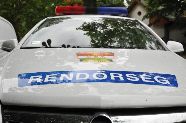 134 baleset, 953 elfogás, 391 határsértő – így telt a rendőrök hétvégéje