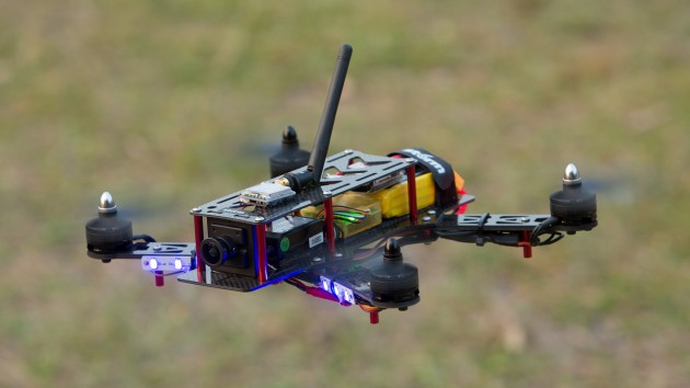Új hobbink van, ez az FPV Drone Racing