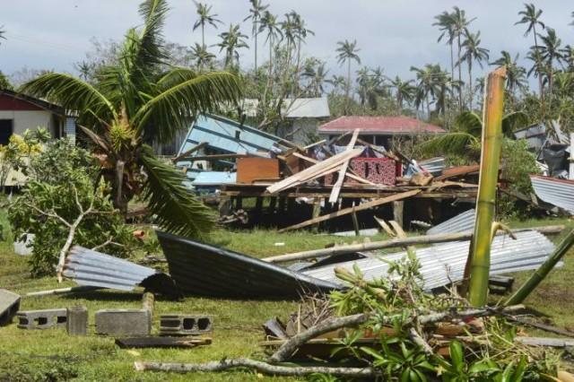 Minden idők legpusztítóbb vihara söpört végig Fidzsin