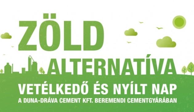 Idén Beremendre jön a Zöld Alternatíva Vetélkedő