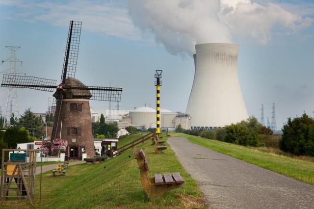 Nukleáris készültség Belgiumban