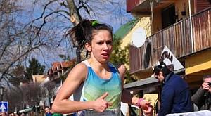 Olimpikon is indul a futóversenyen