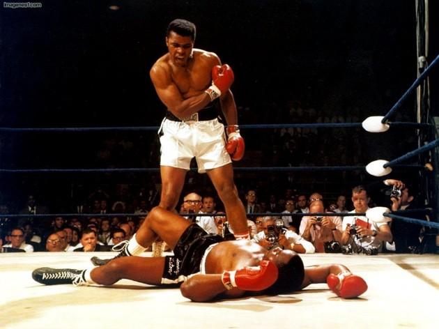Meghalt a legnagyobb bokszoló