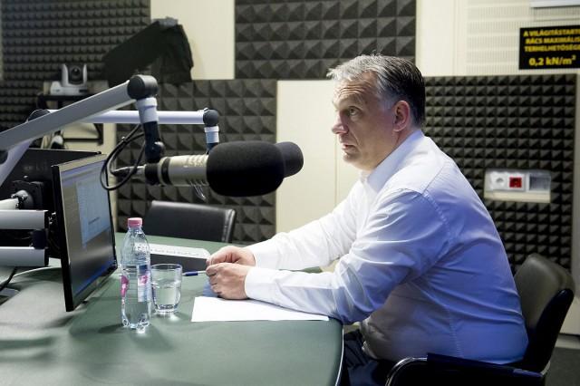 Orbán: jövő héten kezdődik a regisztráltak oltása