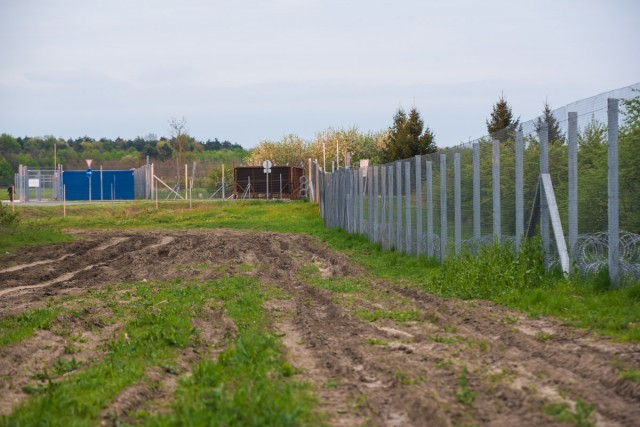 Nyomásos kerítésőröket vennének fel, nem lesz Határőrség