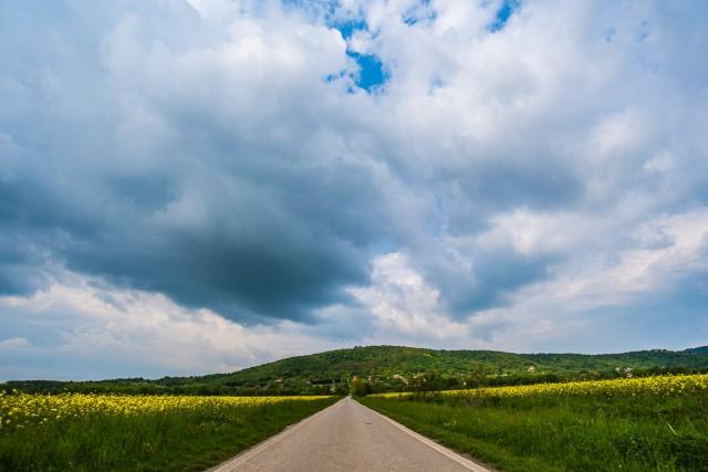 Vis maior pályázat segítségével újítanák fel a hegyi utakat