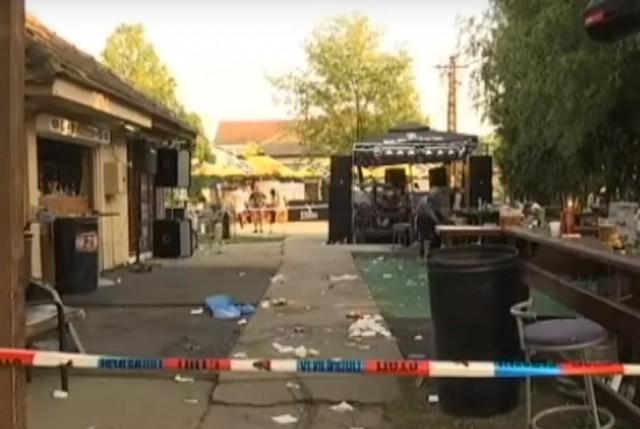 Szerbia: öt halott a kávéházi lövöldözésben