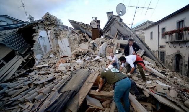Nincs magyar áldozata az olaszországi földrengésnek