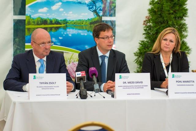 Huszonöt milliárdot kapott az Ős-Dráva Program