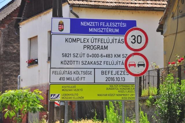 NFM: jól haladnak az útfelújítások