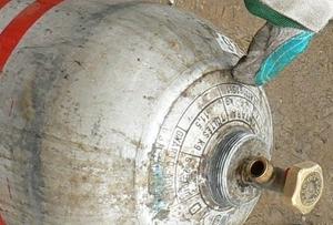 Felrobbant egy gázpalack Felsőszentmártonban