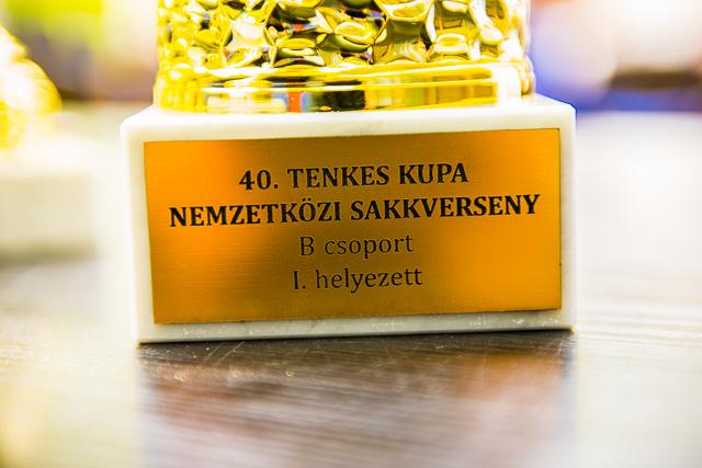 Véget ért a nemzetközi sakkverseny