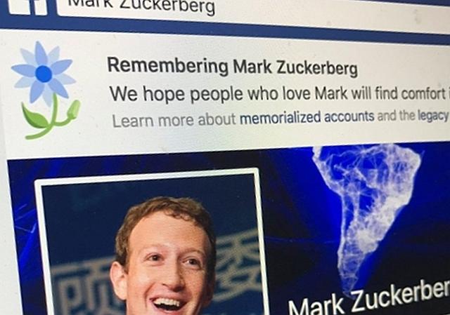 Mindenkit halottnak nyilvánított a Facebook