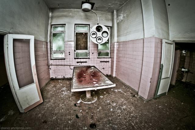 Bejutottak a náci szellemkórházba – GALÉRIA