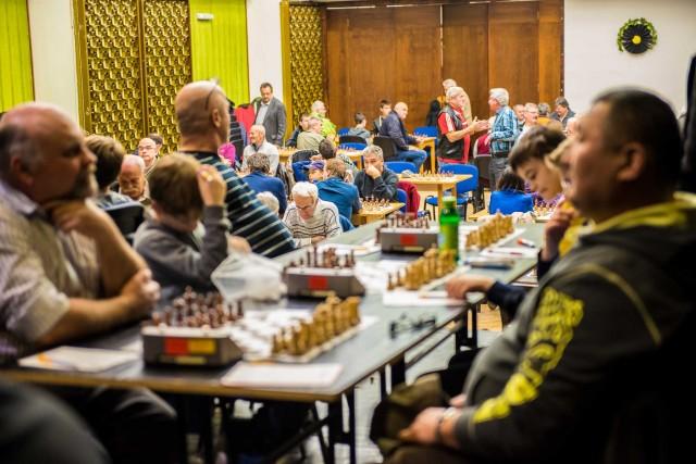 Valamennyi korosztály képviselteti magát a nemzetközi sakkversenyen