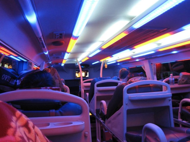 Nem lesz több iskolai éjszakai buszozás
