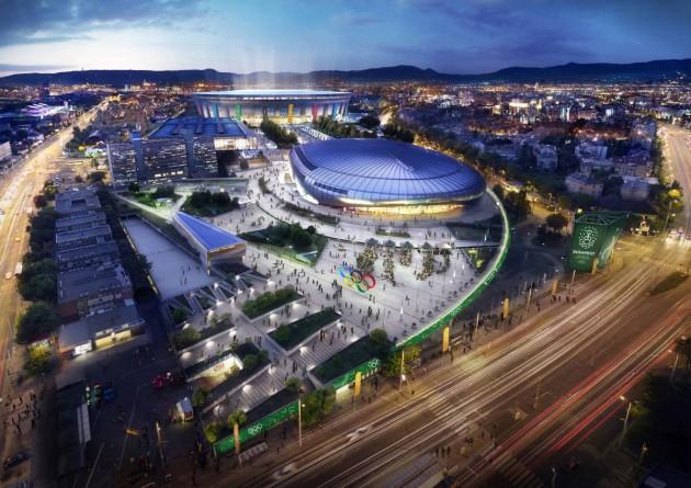 Visszavonják az olimpiai pályázatot