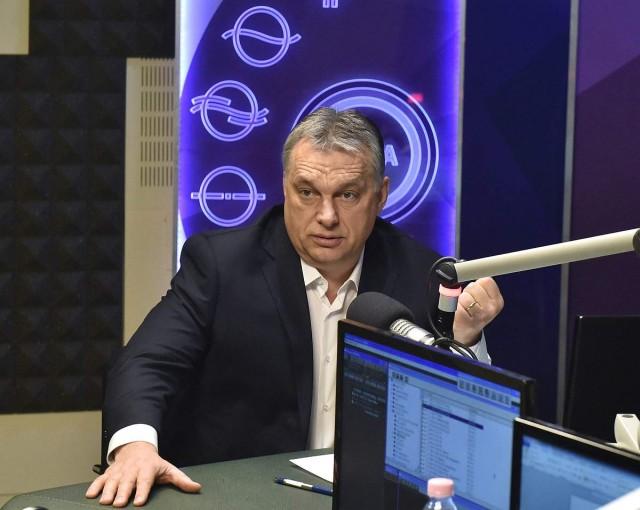 Orbán: az ENSZ szerződése olyan, mint a soros-terv