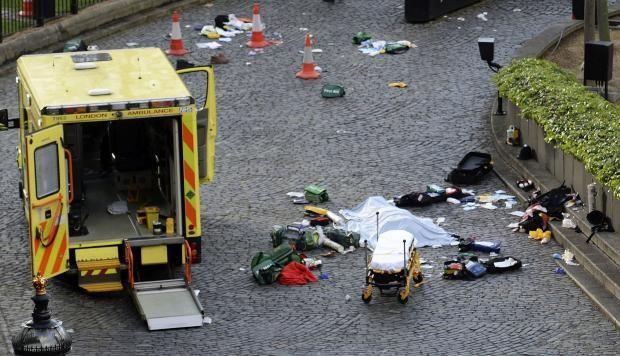Öt halálos áldozata van a londoni támadásnak
