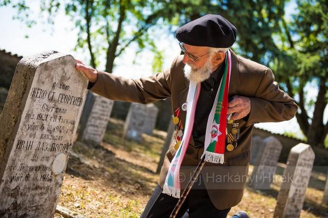 Megemlékeztek a bolgár hősökről
